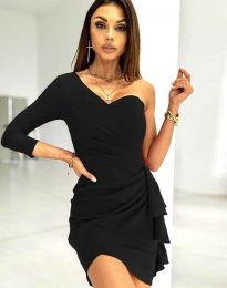 Šaty - kód 5543 - černá