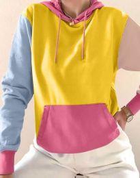 Mikina - kód 6269 - 3 - vícebarevné