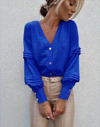 Košile - kód 7492 - modrá