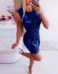 Šaty - kód 43600 - 3 - barevné