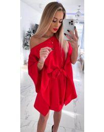 Šaty - kód 2315 - červená