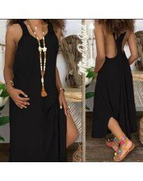 Šaty - kód 9597 - černá