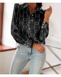 Košile - kód 653 - černá