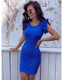 Šaty - kód 199 - modrá