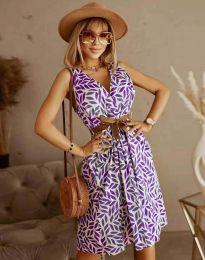 Šaty - kód 5488 - 4 - vícebarevné