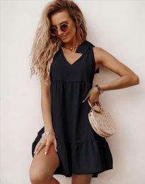Šaty - kód 7206 - černá