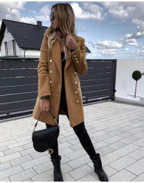 Kabát - kód 189 - hněda