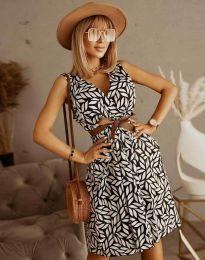 Šaty - kód 5488 - 2 - vícebarevné
