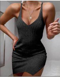 Šaty - kód 1444 - černá