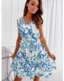 Šaty - kód 340 - bílá