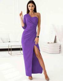 Šaty - kód 4511 - fialová