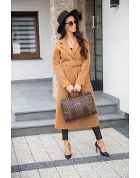 Kabát - kód 203 - hněda