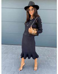 Šaty - kód 1030 - černá
