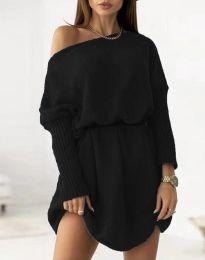 Šaty - kód 6940 - černá