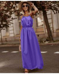 Šaty - kód 3323 - fialová