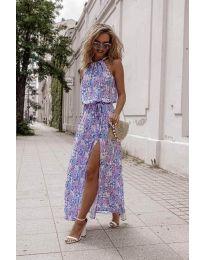 Šaty - kód 6611 - vícebarevné