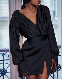 Šaty - kód 5324 - černá