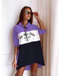 Šaty - kód 9090-6 - barevné