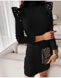 Šaty - kód 9494 - černá