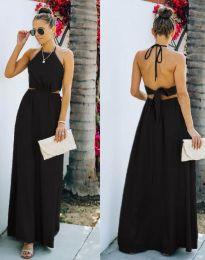 Šaty - kód 6121 - černá