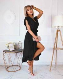 Šaty - kód 8934 - 1 - černá