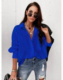 Košile - kód 8304 - modrá