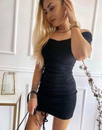 Šaty - kód 6590 - černá