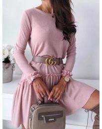 Šaty - kód 350 - růžova