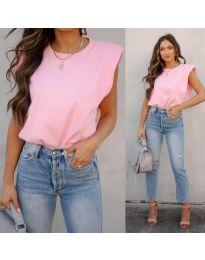 Tričko - kód 2324 - růžová