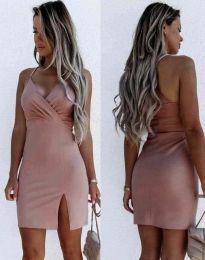 Šaty - kód 8979 - růžová