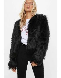 Kabát - kód 4767 - černá