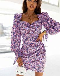 Šaty - kód 2916 - vícebarevné
