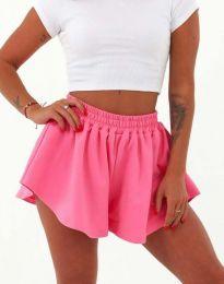 Krátké kalhoty - kód 11979 - růžova