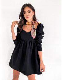 Šaty - kód 390 - černá