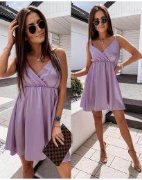 Šaty - kód 1000 - světle fialová