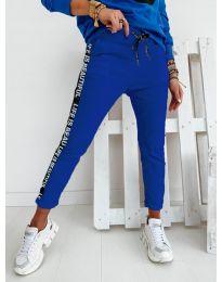 Kalhoty - kód 3062 - modrá