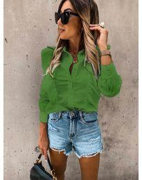 Košile - kód 872 - zelená