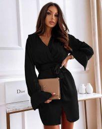 Šaty - kód 2741 - černá