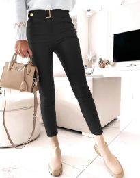 Kalhoty - kód 1567 - 4 - černá
