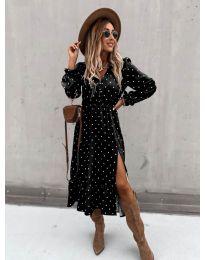 Šaty - kód 8866 - 1 - vícebarevné