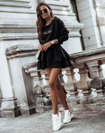 Šaty - kód 12051 - černá