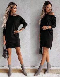 Šaty - kód 8858 - černá