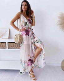 Šaty - kód 4800 - 1 - vícebarevné