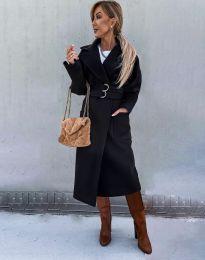 Kabát - kód 3784 - černá