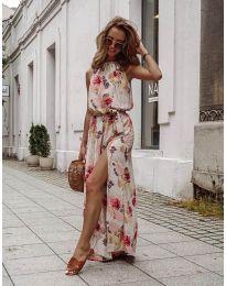 Šaty - kód 6711 - vícebarevné