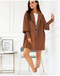 Kabát - kód 916 - hněda