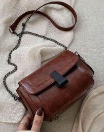 kabelka - kód B415 - hnědý