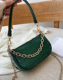 kabelka - kód B299 - zelená