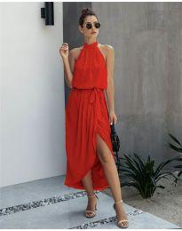 Šaty - kód 100 - červená