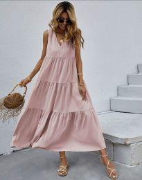 Šaty - kód 8149 - růžova
